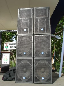 High End Audio Equipment Hire Melbourne Sound System Hire