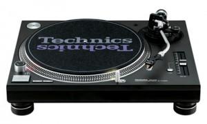 Technics SL200 Hire