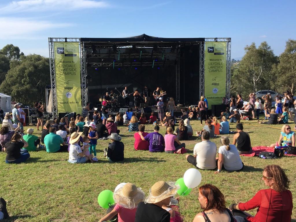 White Night Festival Hire Melbourne