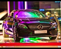 Mercedes C-Class Launch
